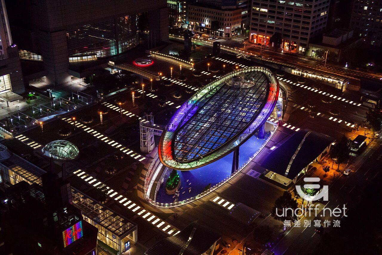 【名古屋景點】名古屋電視塔 & Oasis 綠洲 21 》夢幻水之宇宙船與名古屋高空夜景 50