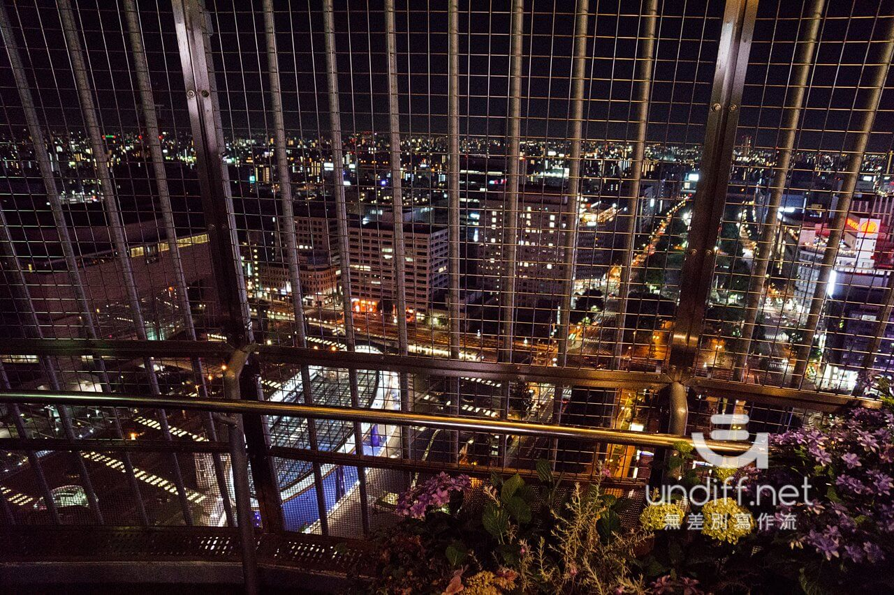 【名古屋景點】名古屋電視塔 & Oasis 綠洲 21 》夢幻水之宇宙船與名古屋高空夜景 54