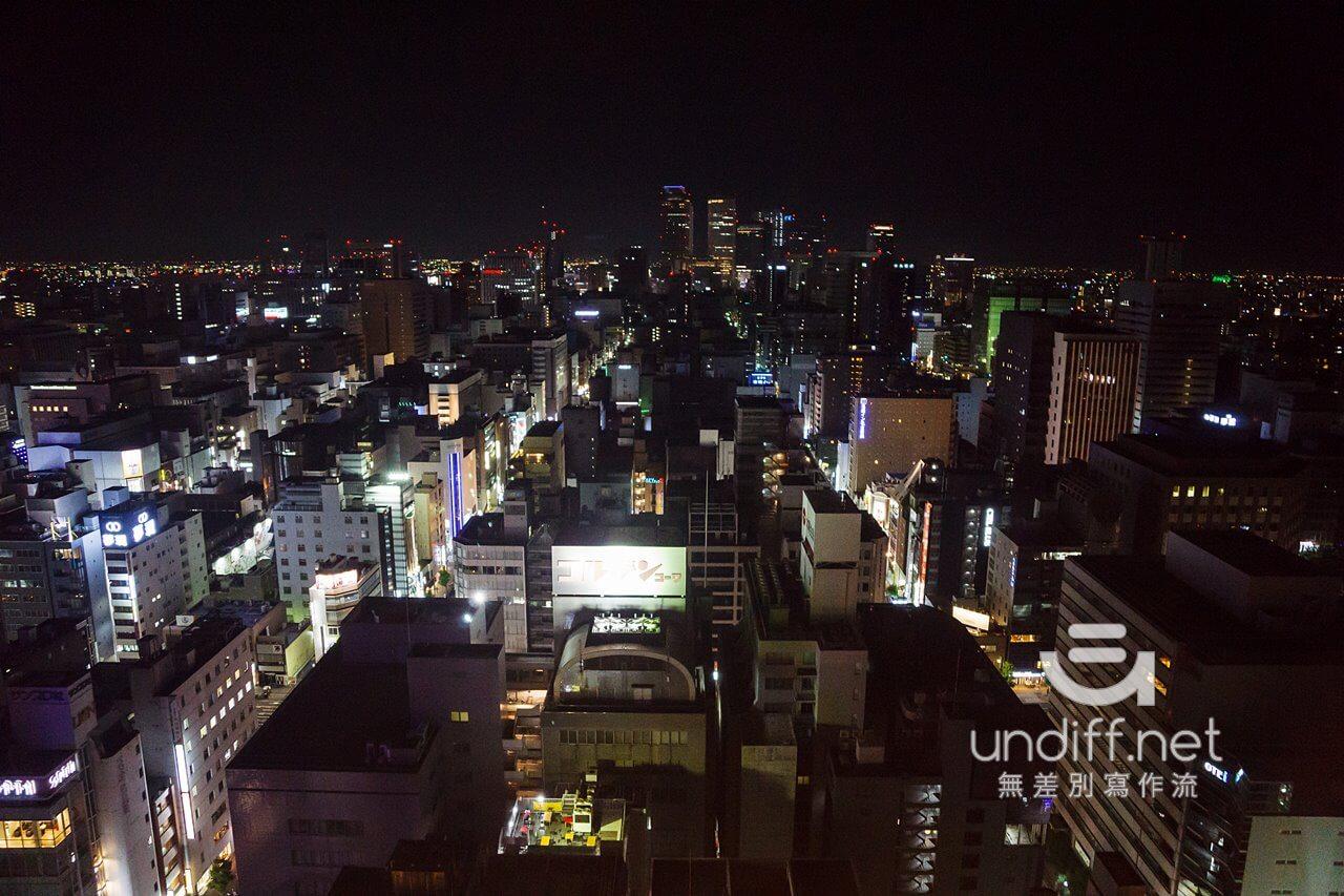 【名古屋景點】名古屋電視塔 & Oasis 綠洲 21 》夢幻水之宇宙船與名古屋高空夜景 46