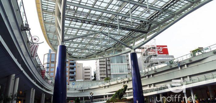 【名古屋景點】名古屋電視塔 & Oasis 綠洲 21 》夢幻水之宇宙船與名古屋高空夜景 8