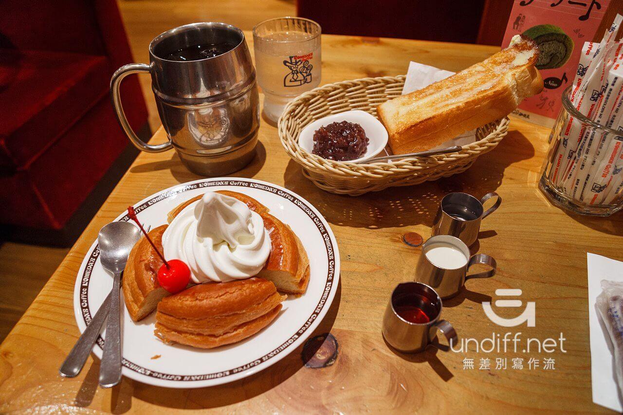 【名古屋美食】コメダ珈琲店 (Komeda's Coffee) 》體驗買飲料送土司的名古屋早餐文化 34