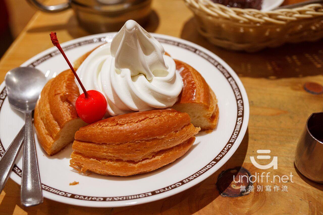 【名古屋美食】コメダ珈琲店 (Komeda's Coffee) 》體驗買飲料送土司的名古屋早餐文化 36