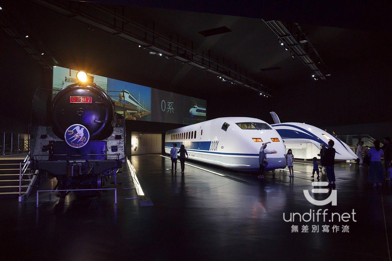【名古屋景點】JR磁浮鐵道館 》體驗鐵道歷史與科技進步的軌跡 16