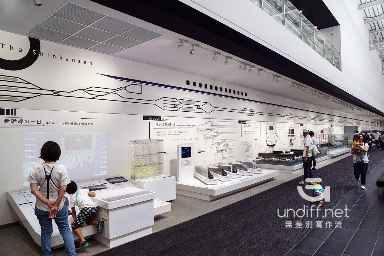【名古屋景點】JR磁浮鐵道館 》體驗鐵道歷史與科技進步的軌跡 40