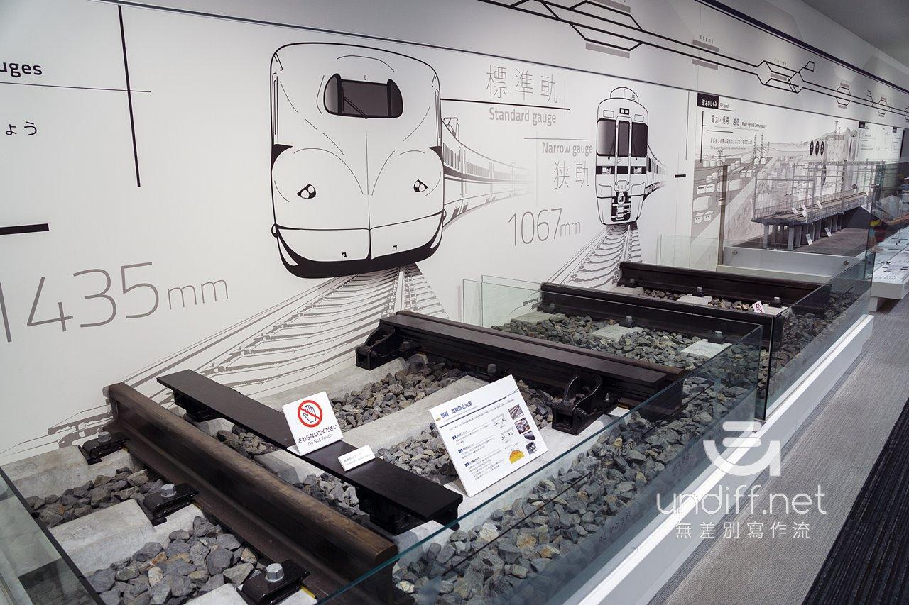 【名古屋景點】JR磁浮鐵道館 》體驗鐵道歷史與科技進步的軌跡 46