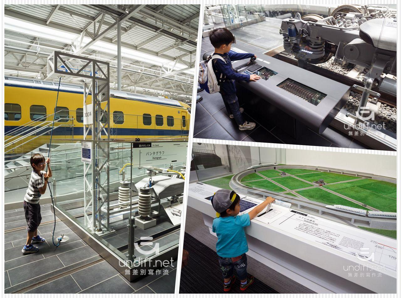 【名古屋景點】JR磁浮鐵道館 》體驗鐵道歷史與科技進步的軌跡 52