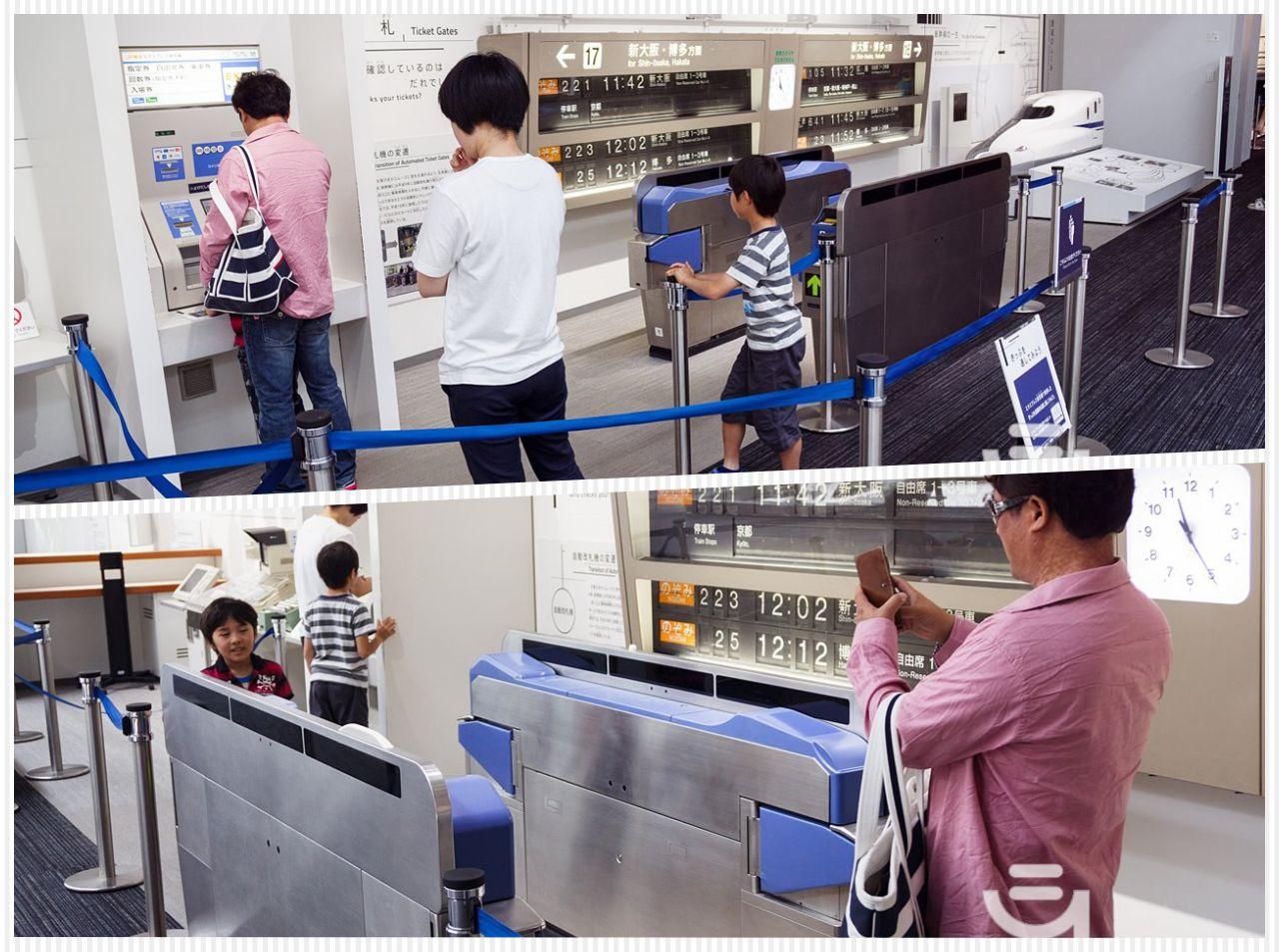 【名古屋景點】JR磁浮鐵道館 》體驗鐵道歷史與科技進步的軌跡 54