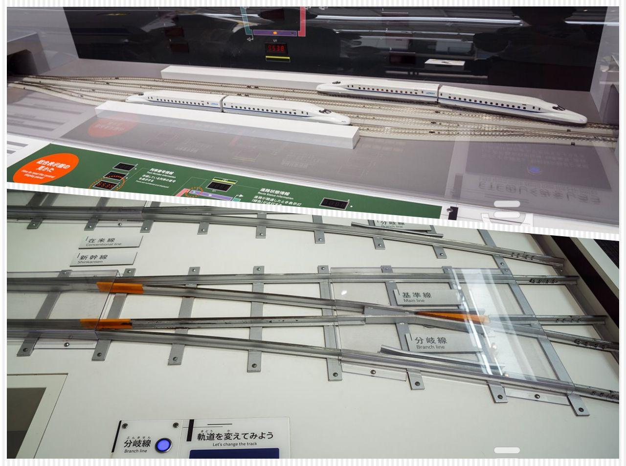 【名古屋景點】JR磁浮鐵道館 》體驗鐵道歷史與科技進步的軌跡 48