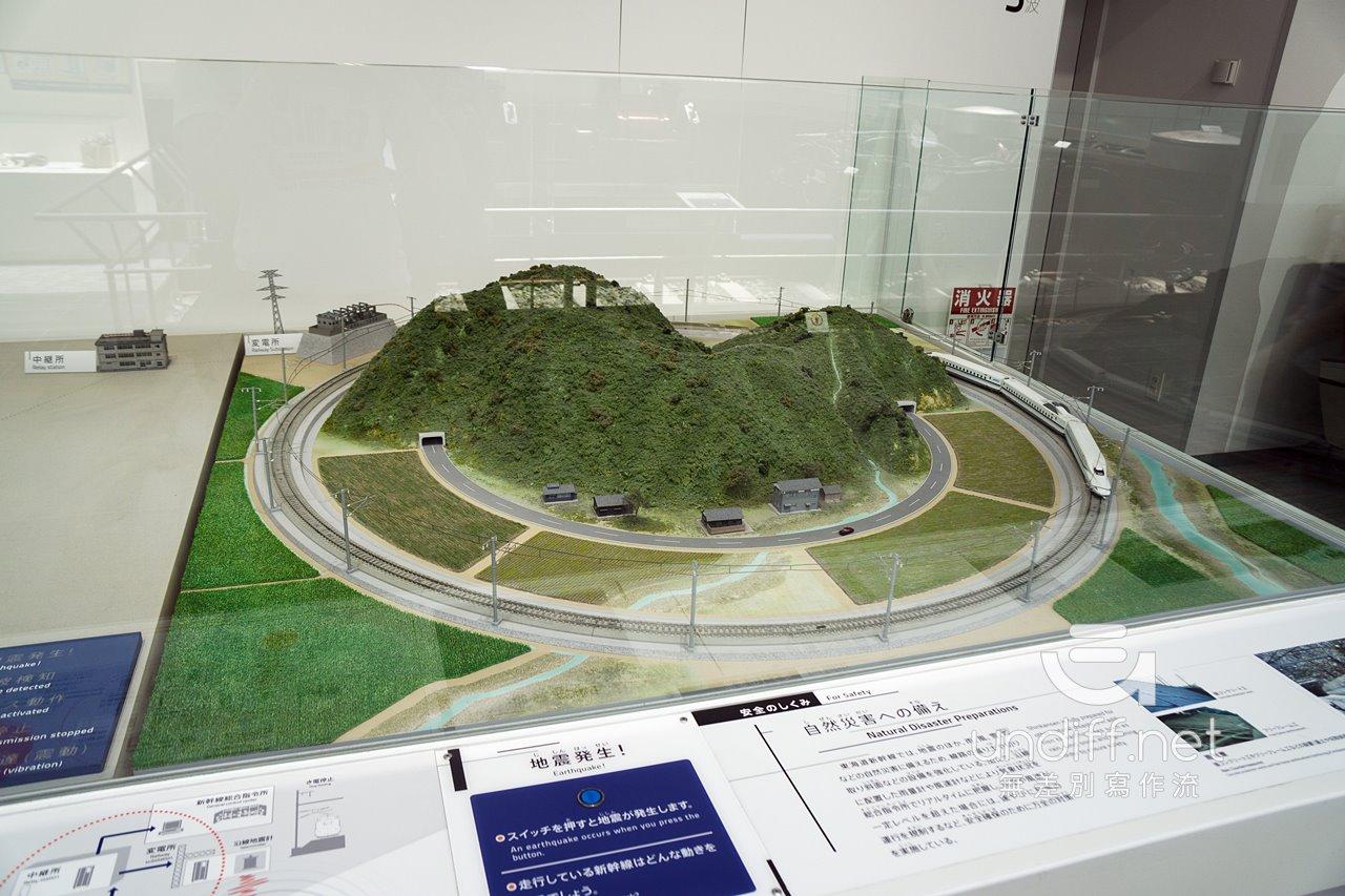 【名古屋景點】JR磁浮鐵道館 》體驗鐵道歷史與科技進步的軌跡 50