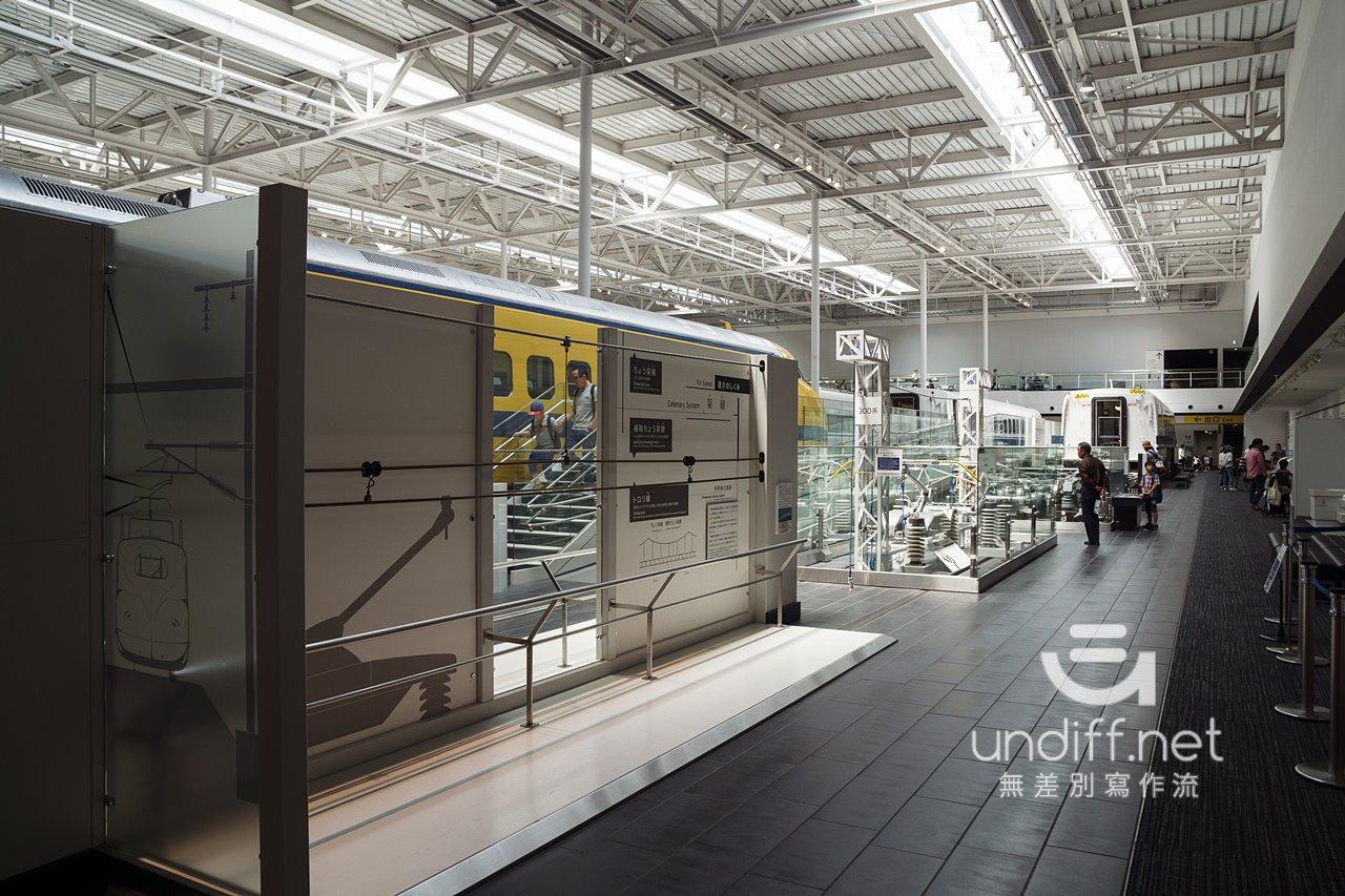 【名古屋景點】JR磁浮鐵道館 》體驗鐵道歷史與科技進步的軌跡 42