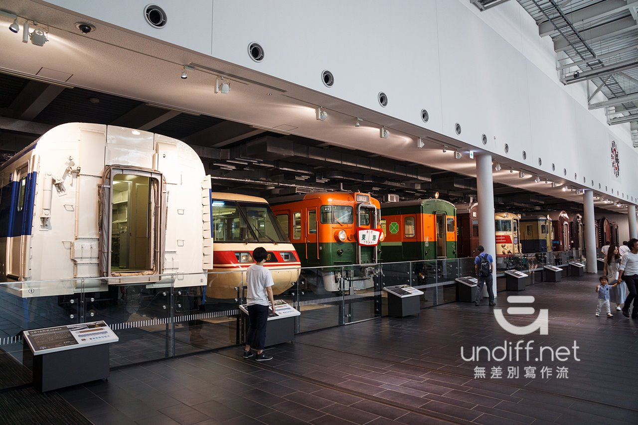 【名古屋景點】JR磁浮鐵道館 》體驗鐵道歷史與科技進步的軌跡 56