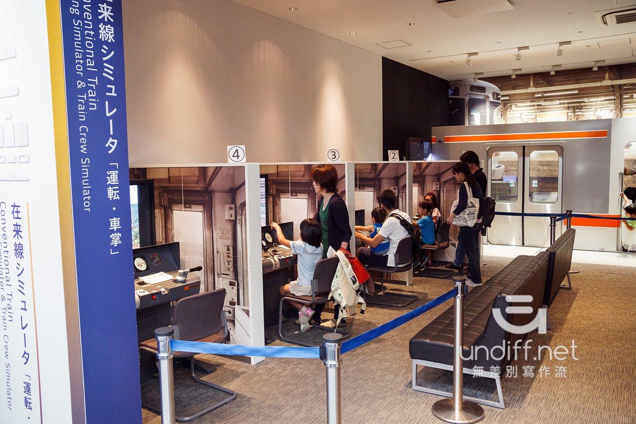 【名古屋景點】JR磁浮鐵道館 》體驗鐵道歷史與科技進步的軌跡 70