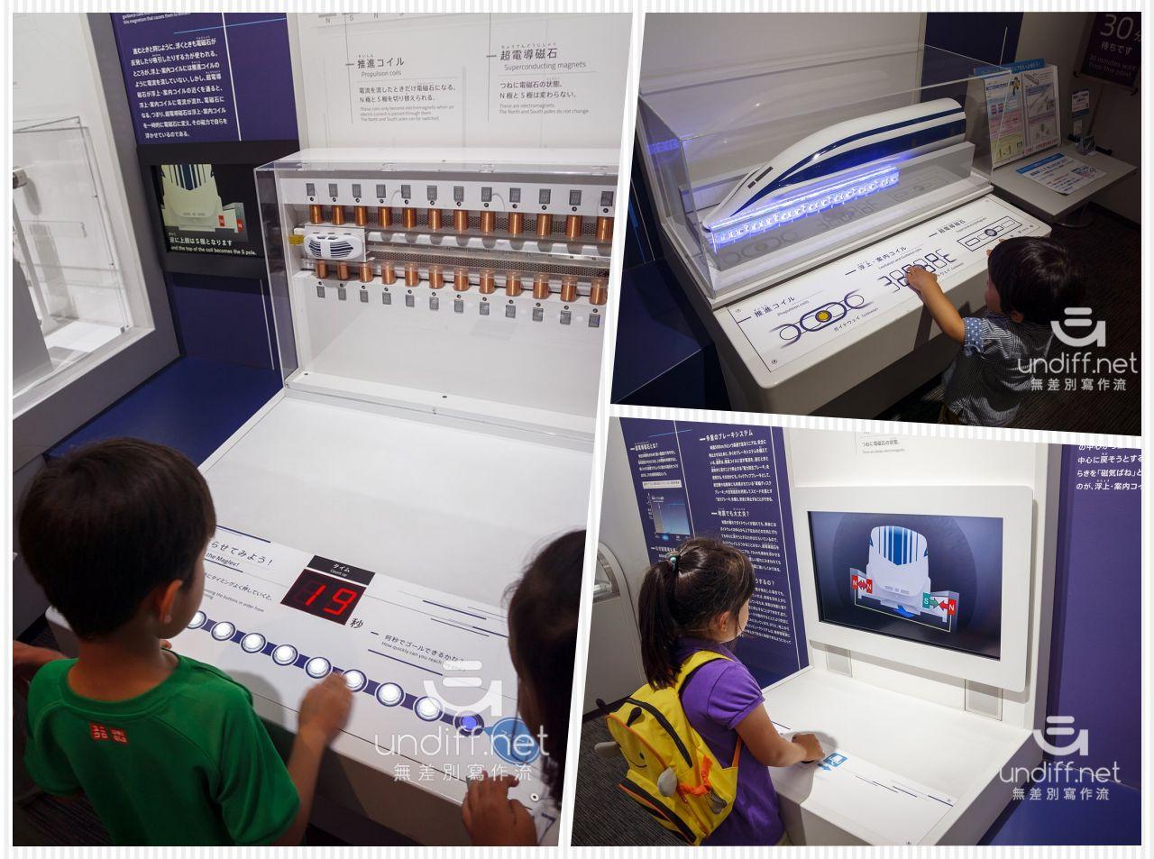 【名古屋景點】JR磁浮鐵道館 》體驗鐵道歷史與科技進步的軌跡 62