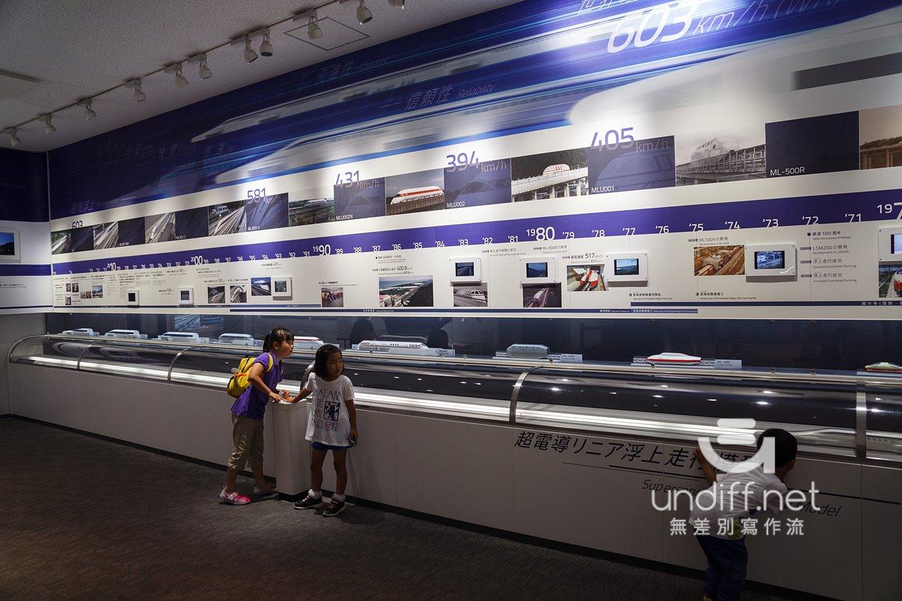 【名古屋景點】JR磁浮鐵道館 》體驗鐵道歷史與科技進步的軌跡 64