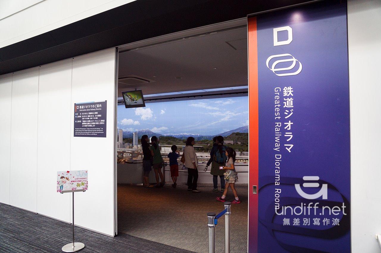 【名古屋景點】JR磁浮鐵道館 》體驗鐵道歷史與科技進步的軌跡 80