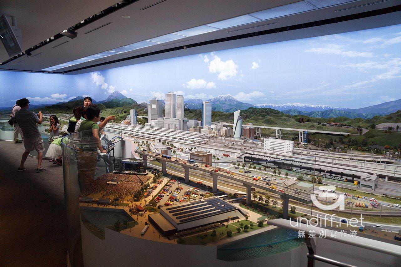 【名古屋景點】JR磁浮鐵道館 》體驗鐵道歷史與科技進步的軌跡 82