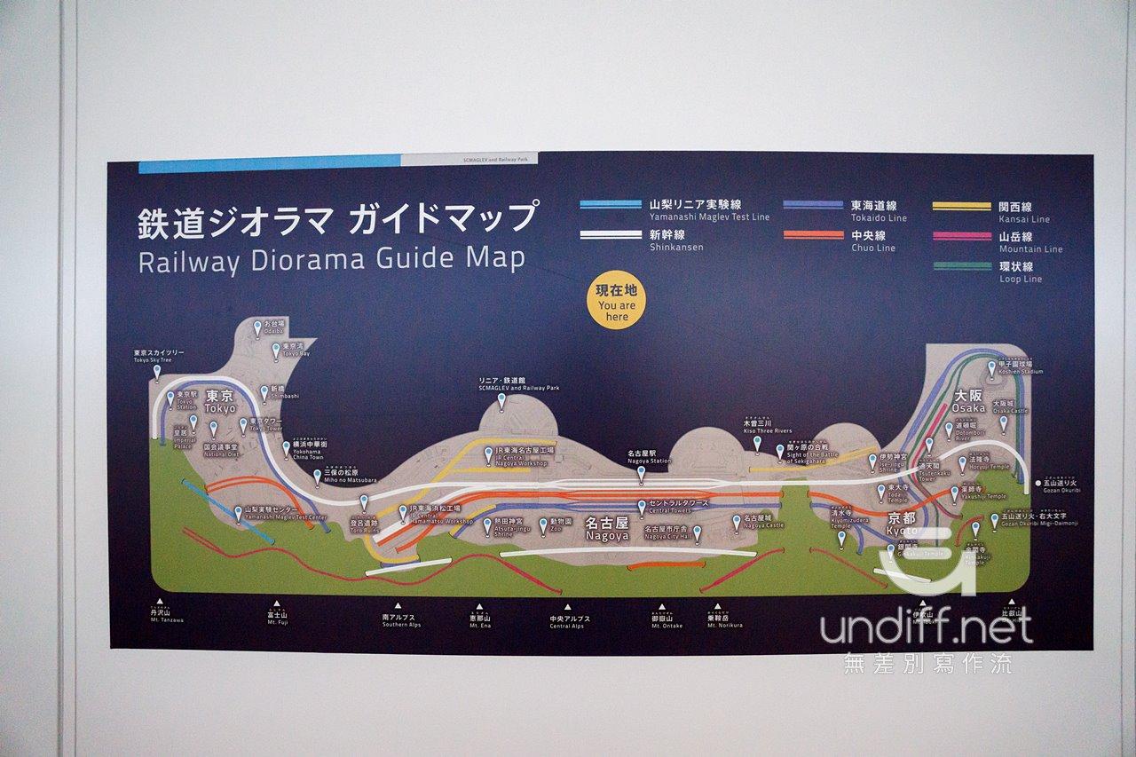 【名古屋景點】JR磁浮鐵道館 》體驗鐵道歷史與科技進步的軌跡 84
