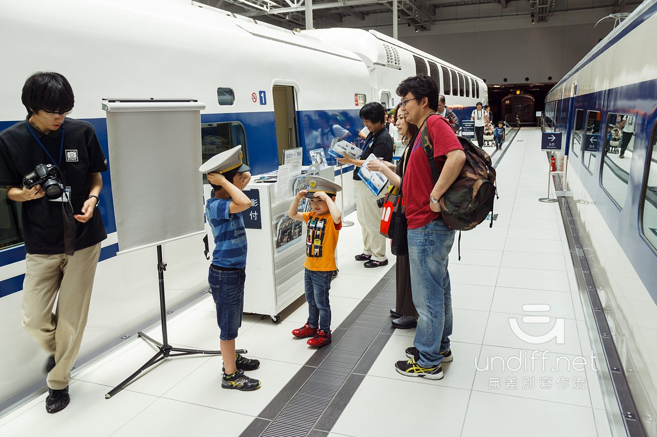 【名古屋景點】JR磁浮鐵道館 》體驗鐵道歷史與科技進步的軌跡 38