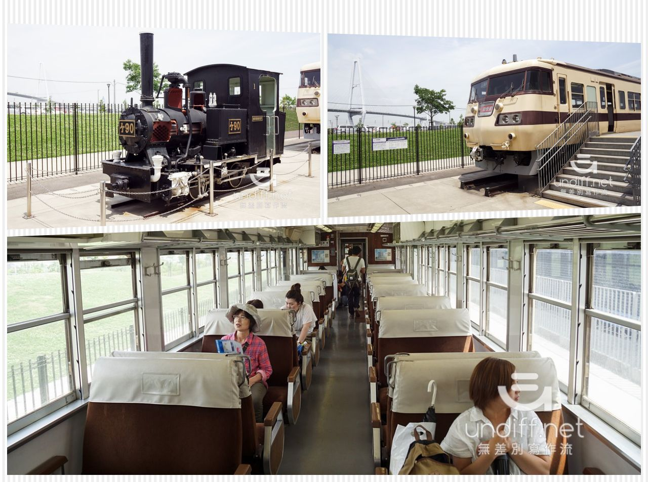 【名古屋景點】JR磁浮鐵道館 》體驗鐵道歷史與科技進步的軌跡 88