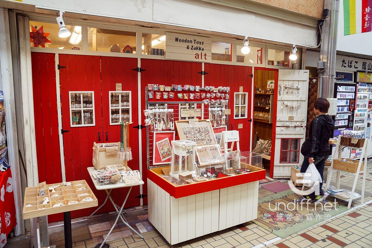 【名古屋景點】大須商店街 》充滿在地風情的商店街 48