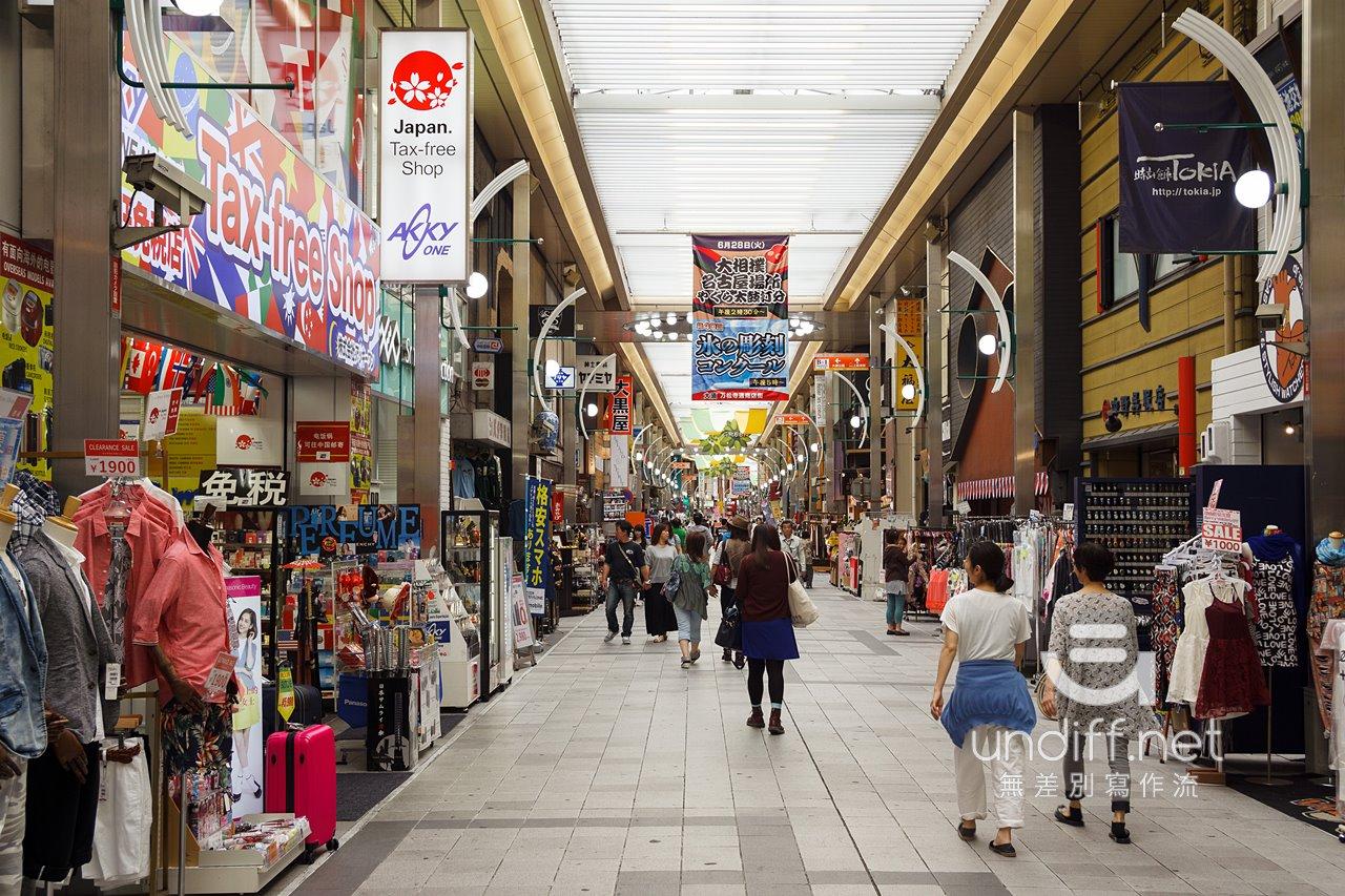 【名古屋景點】大須商店街 》充滿在地風情的商店街 60