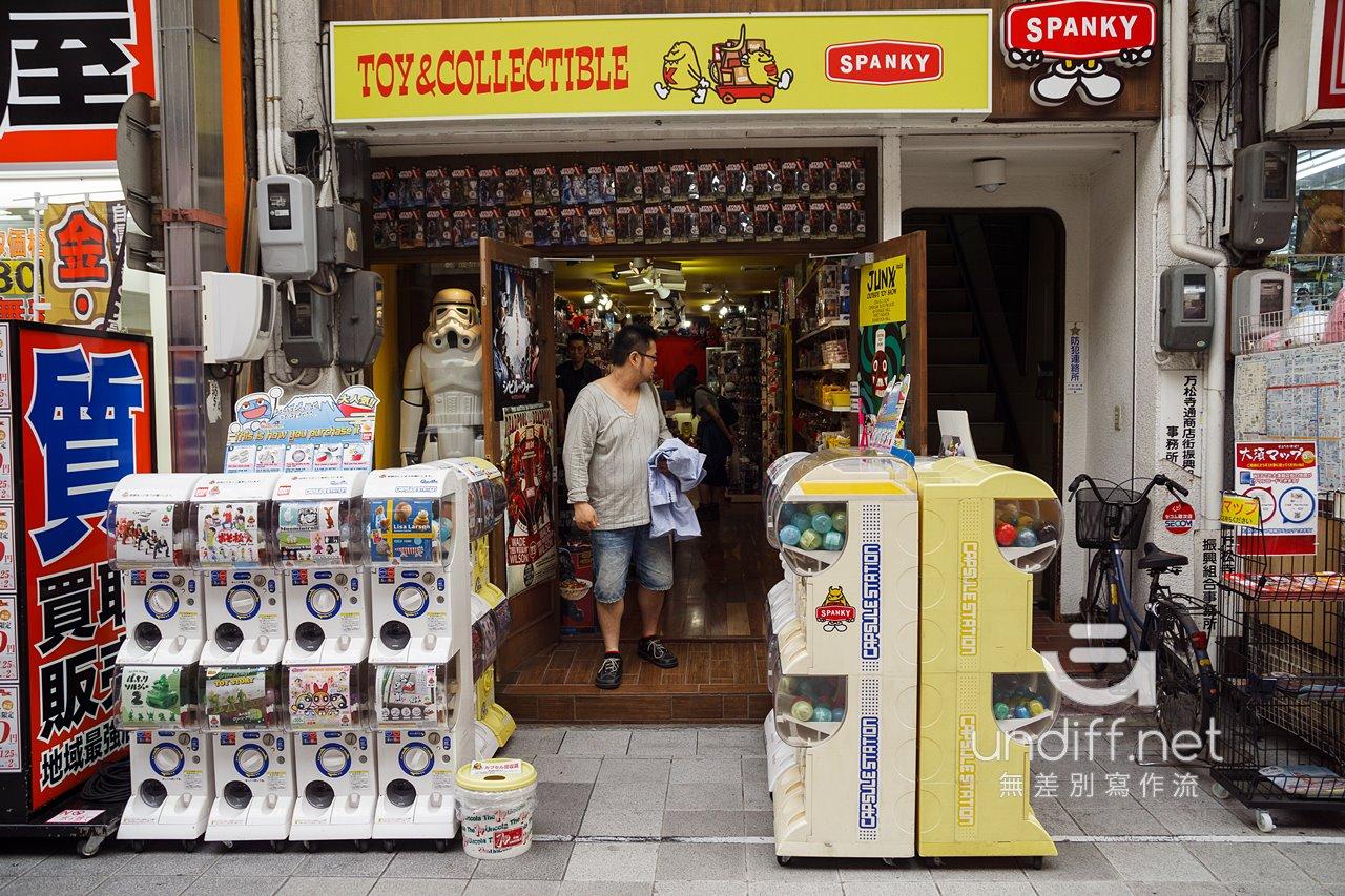 【名古屋景點】大須商店街 》充滿在地風情的商店街 62