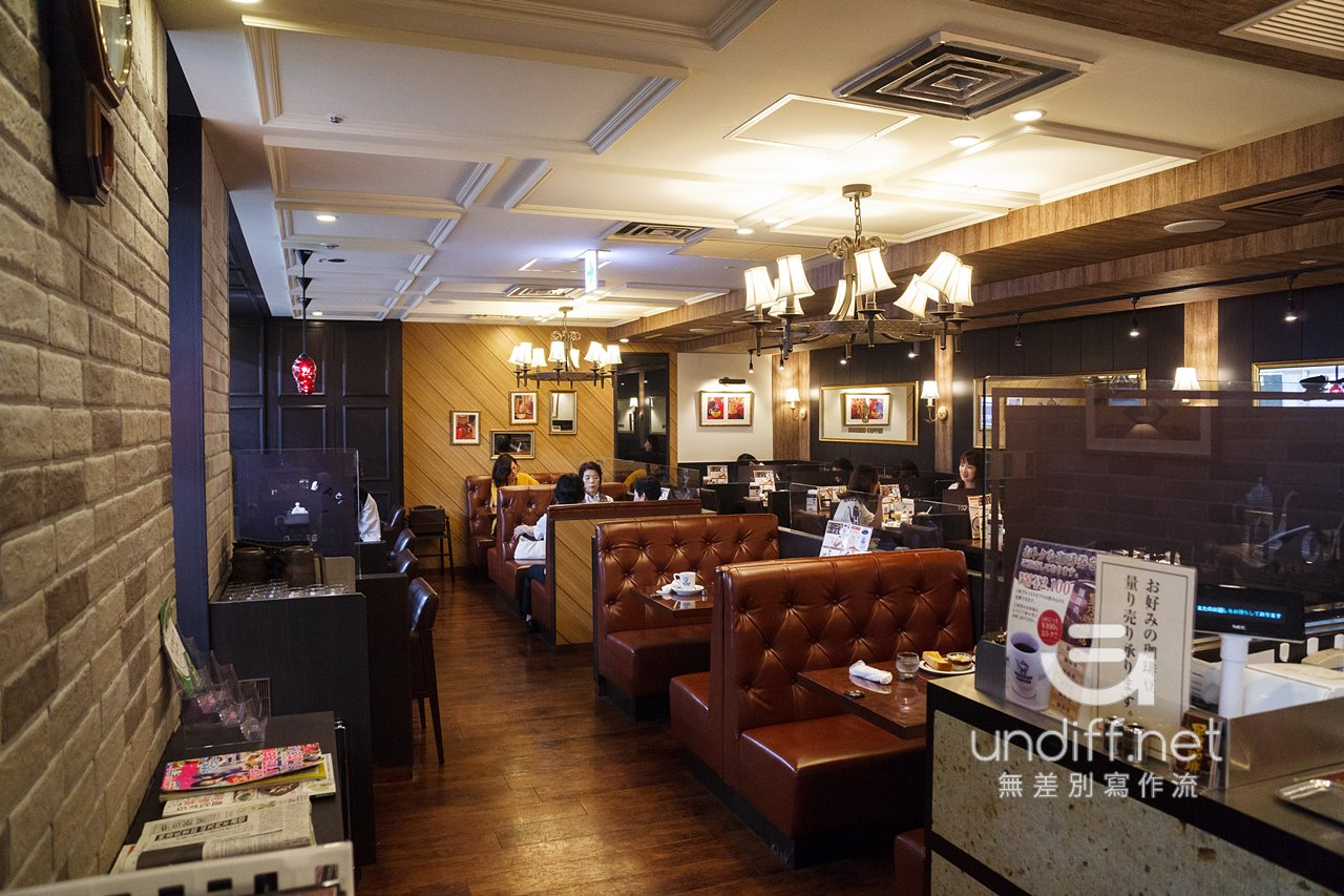 【名古屋美食】星乃珈琲店 》精緻但平價的法式土司早餐 12