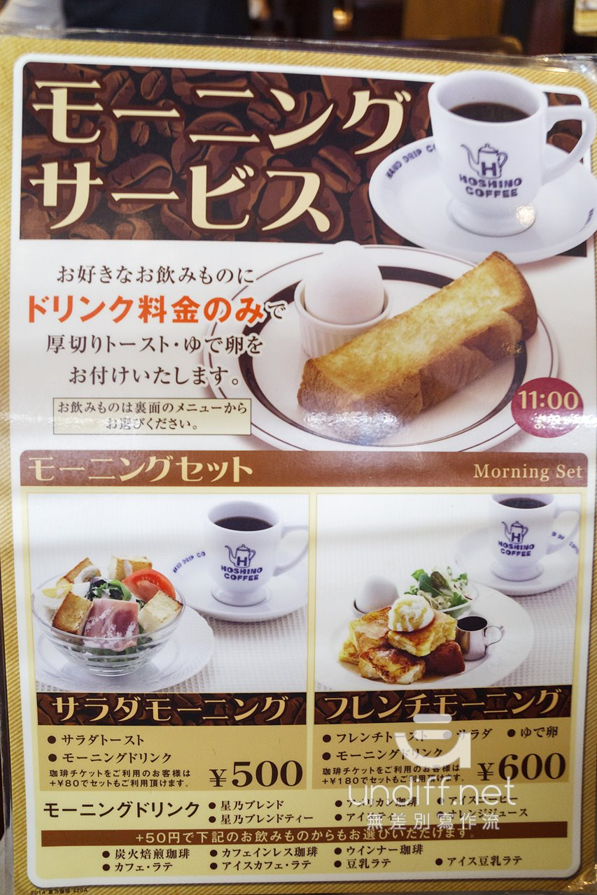 【名古屋美食】星乃珈琲店 》精緻但平價的法式土司早餐 14