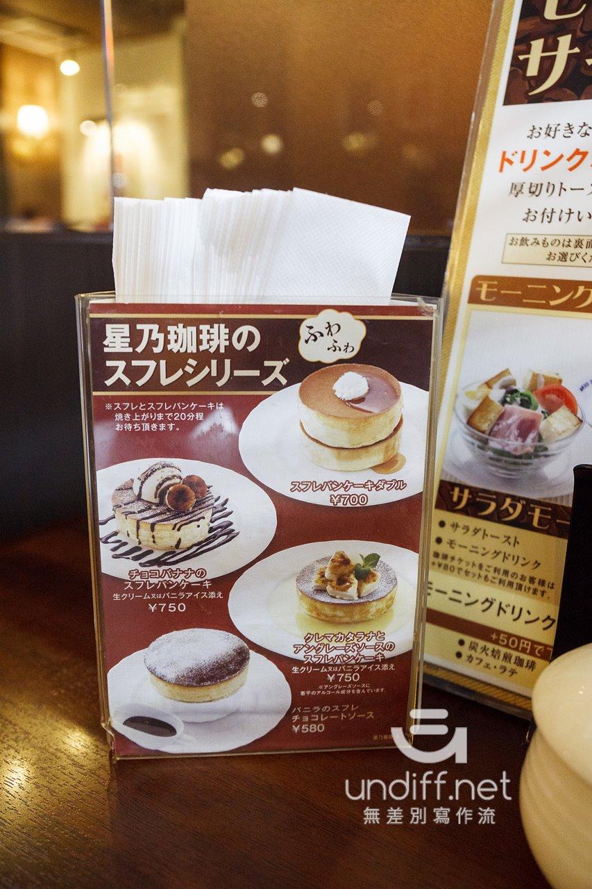 【名古屋美食】星乃珈琲店 》精緻但平價的法式土司早餐 18