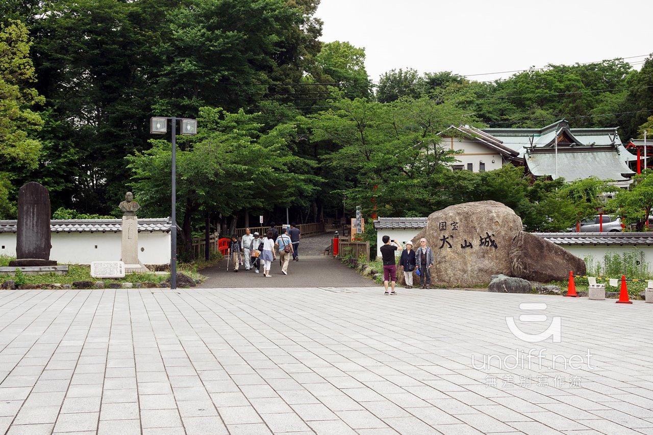 【日本交通】名古屋到犬山城 》名鐵犬山城下町套票簡介 46