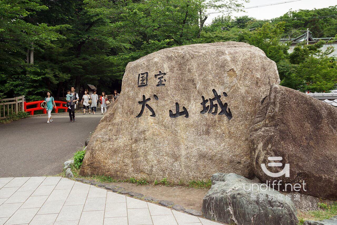 【名古屋景點】犬山城 》日本最古老國寶級天守 4