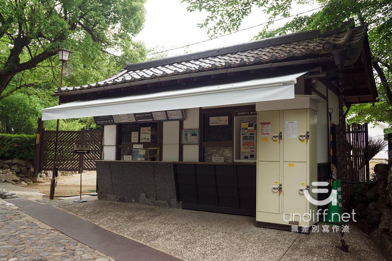 【名古屋景點】犬山城 》日本最古老國寶級天守 36