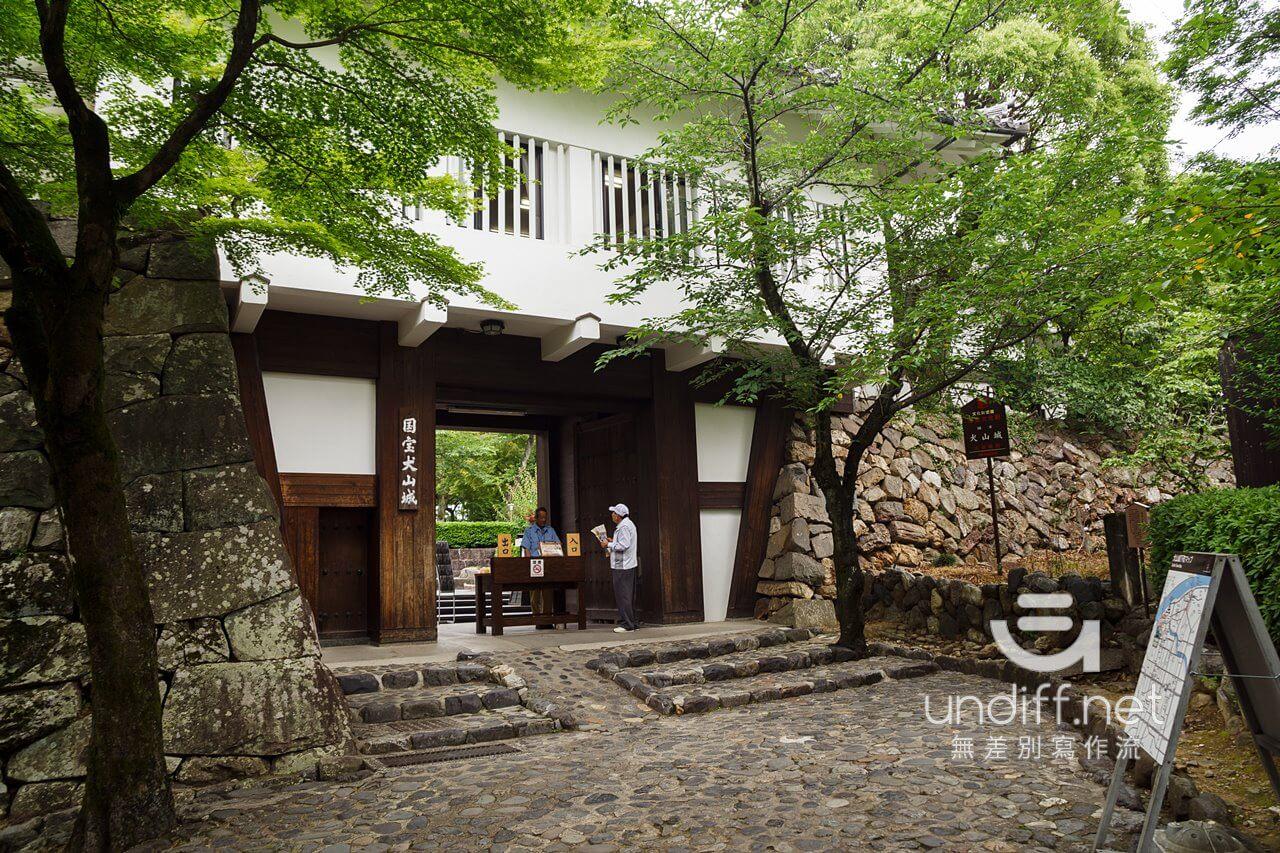 【名古屋景點】犬山城 》日本最古老國寶級天守 40