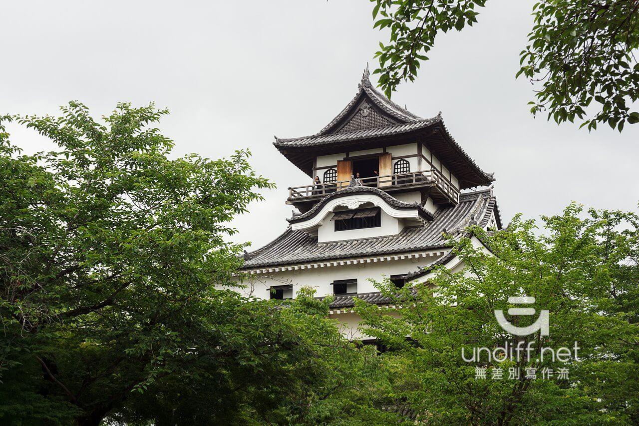 【名古屋景點】犬山城 》日本最古老國寶級天守 44