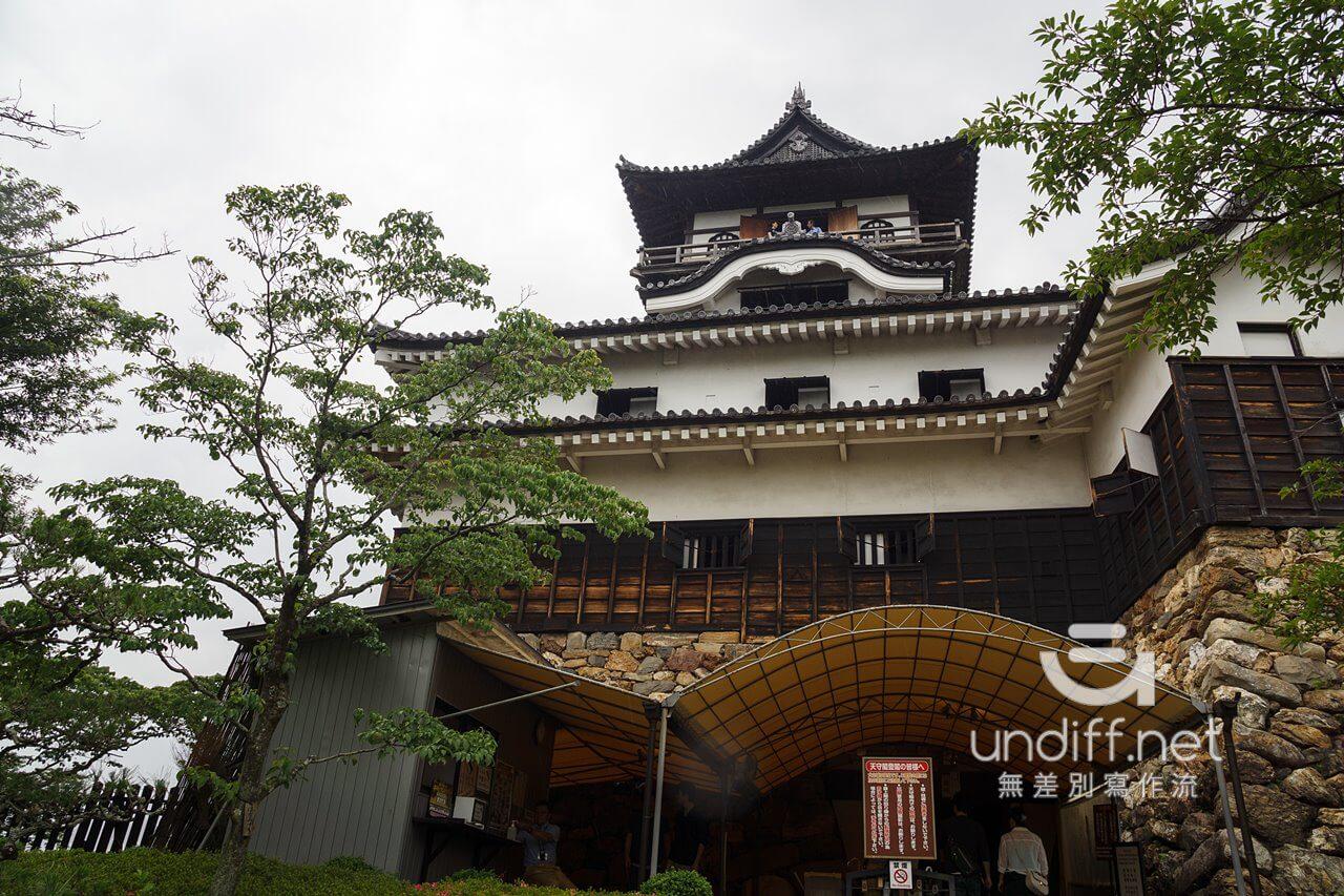 【名古屋景點】犬山城 》日本最古老國寶級天守 46