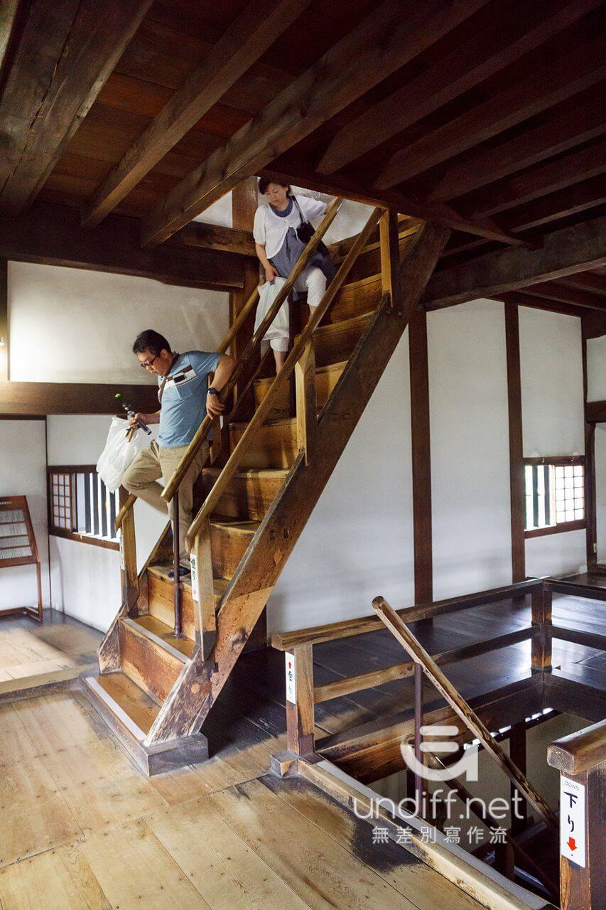 【名古屋景點】犬山城 》日本最古老國寶級天守 52