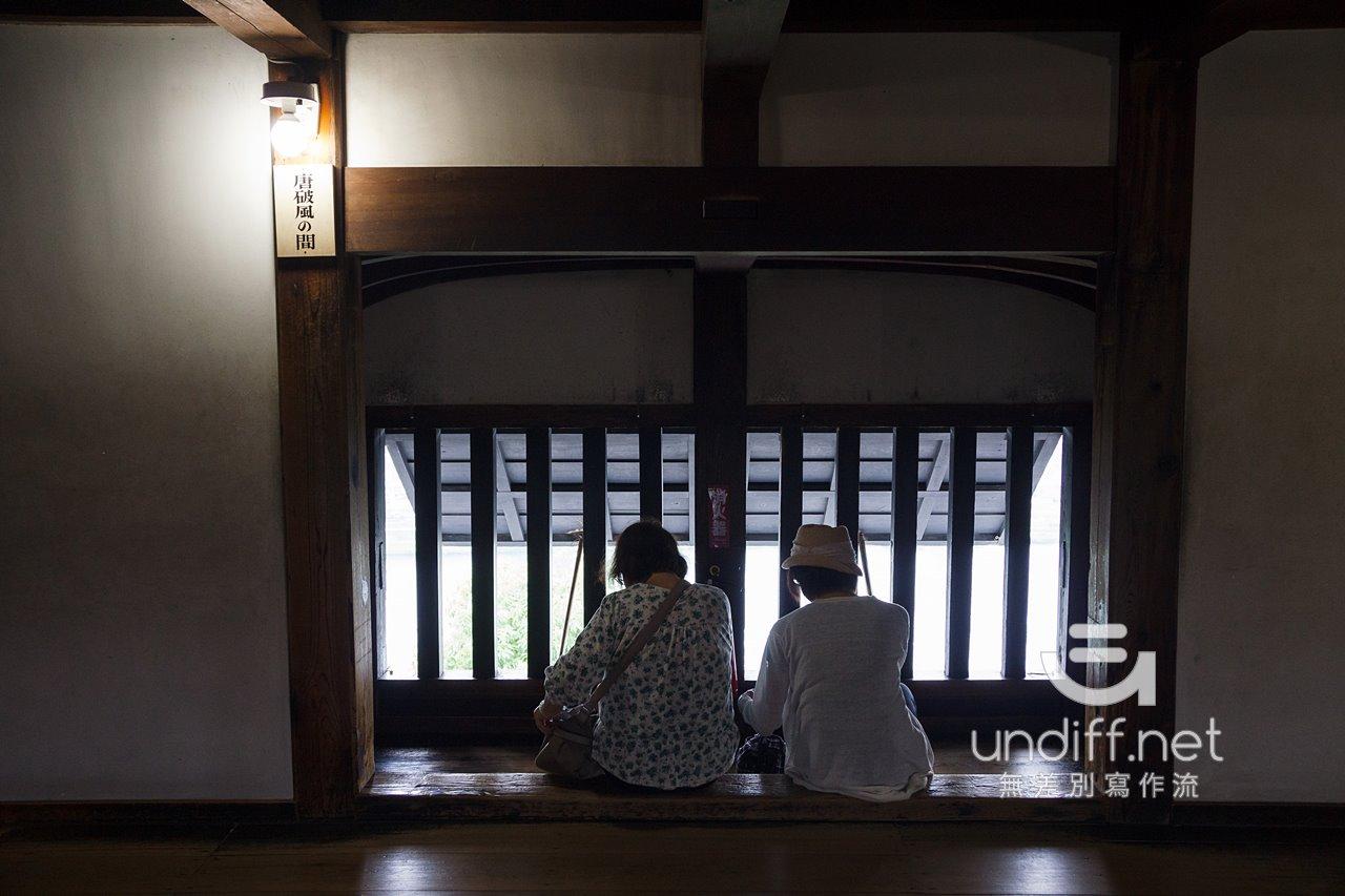 【名古屋景點】犬山城 》日本最古老國寶級天守 74