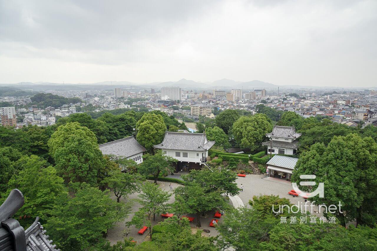 【名古屋景點】犬山城 》日本最古老國寶級天守 84