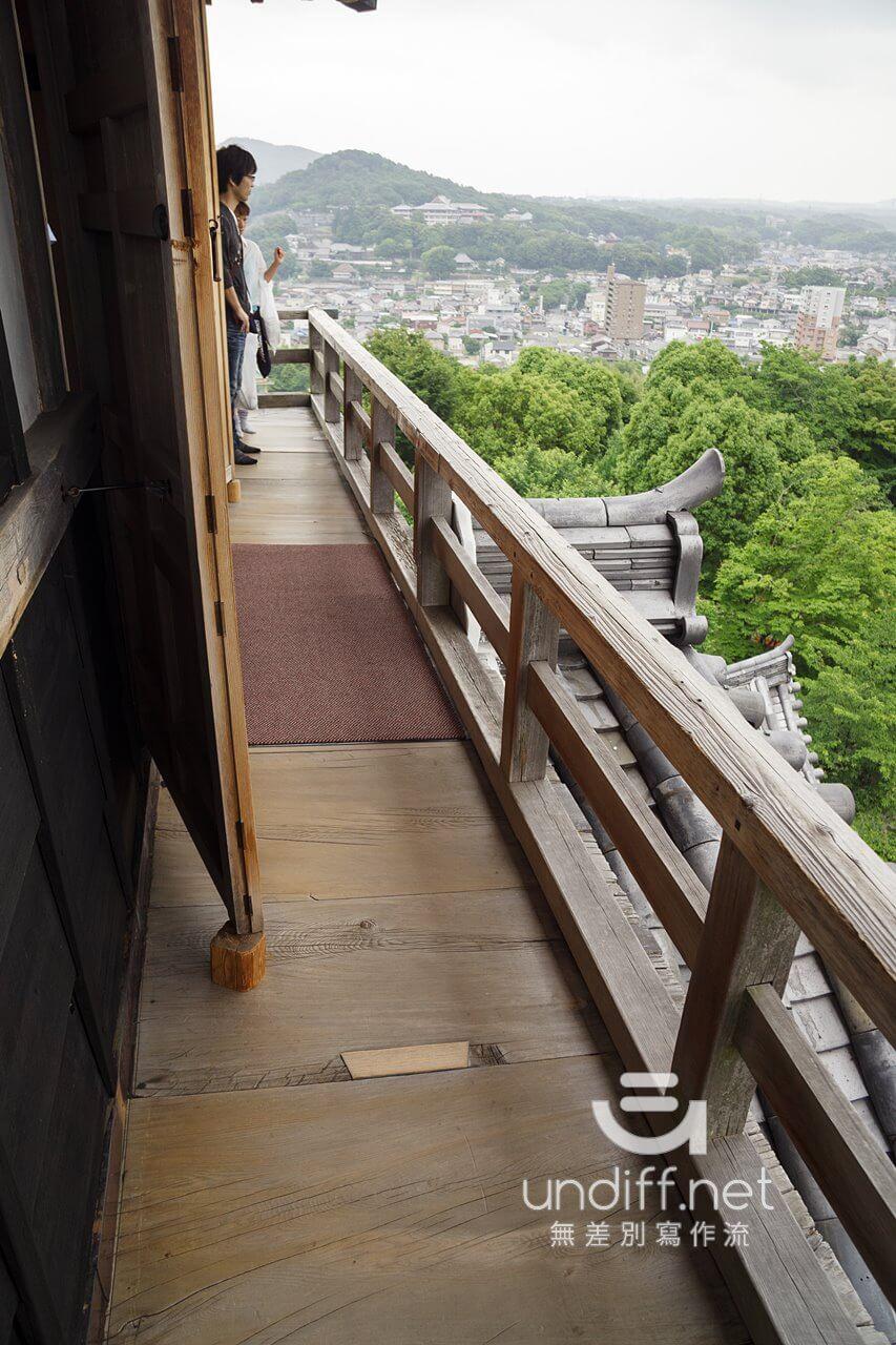 【名古屋景點】犬山城 》日本最古老國寶級天守 86