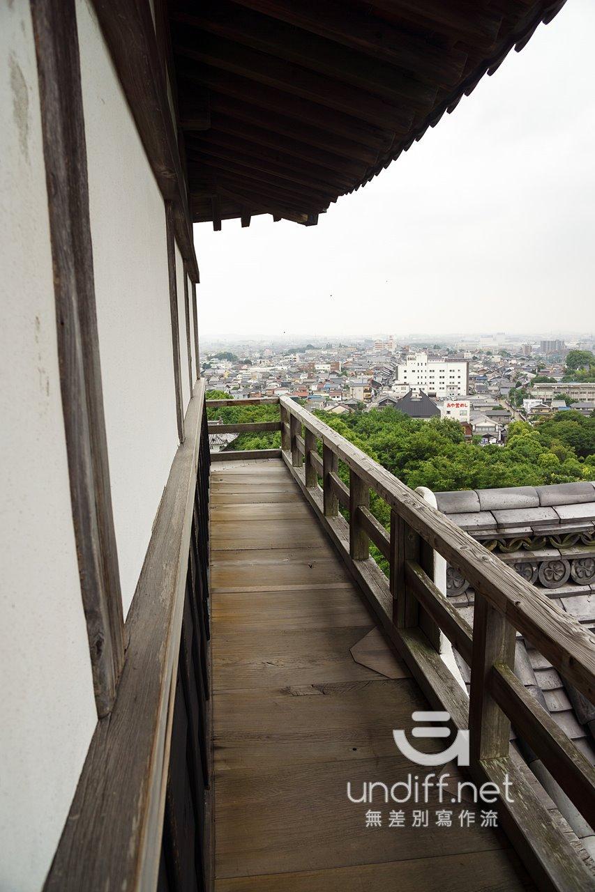 【名古屋景點】犬山城 》日本最古老國寶級天守 88