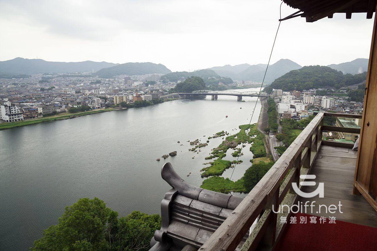 【名古屋景點】犬山城 》日本最古老國寶級天守 82