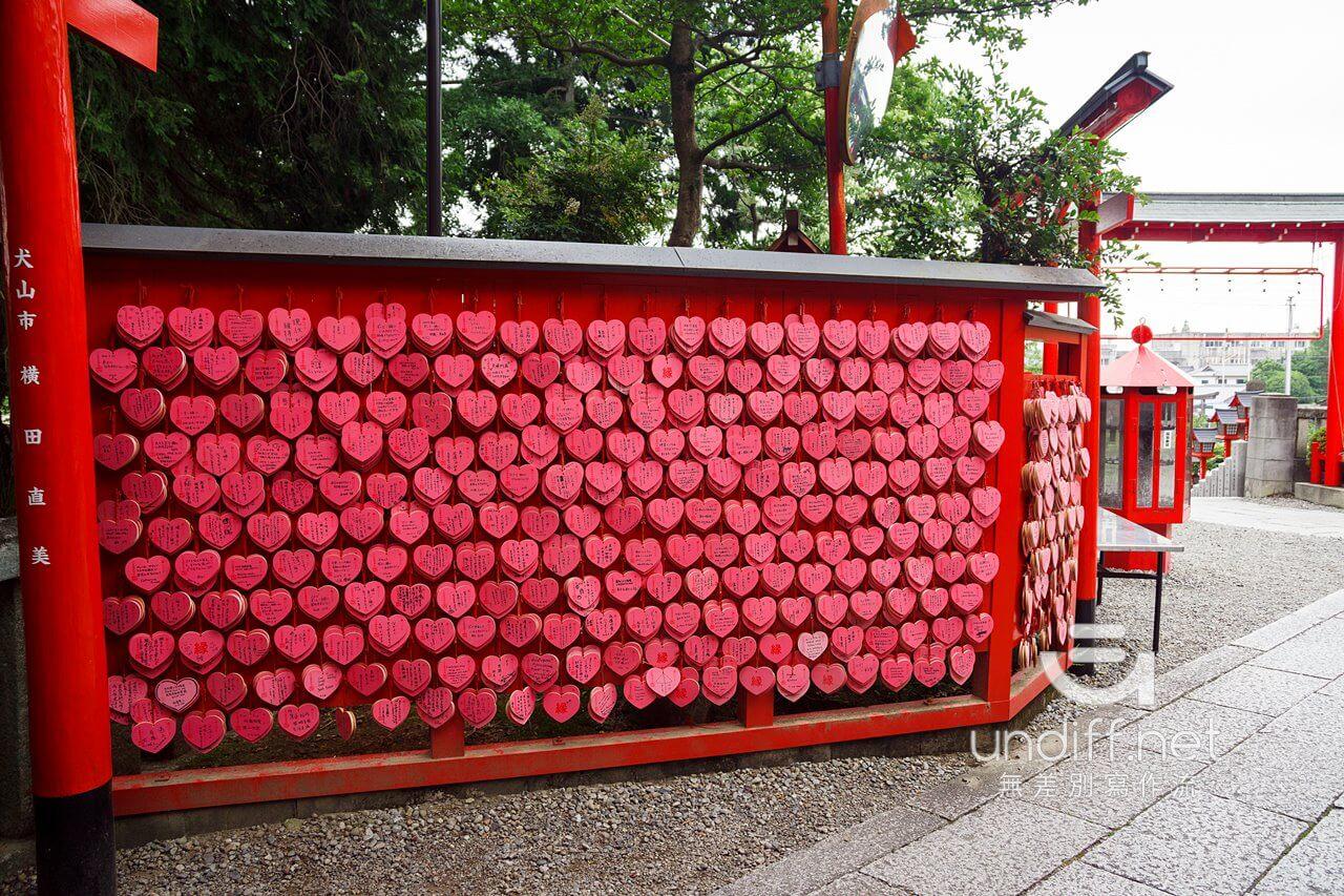 【名古屋景點】犬山城 》日本最古老國寶級天守 20