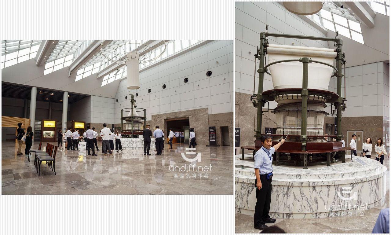 【名古屋景點】豐田產業技術紀念館 》纖維機械館:探索紡織技術的演進 18