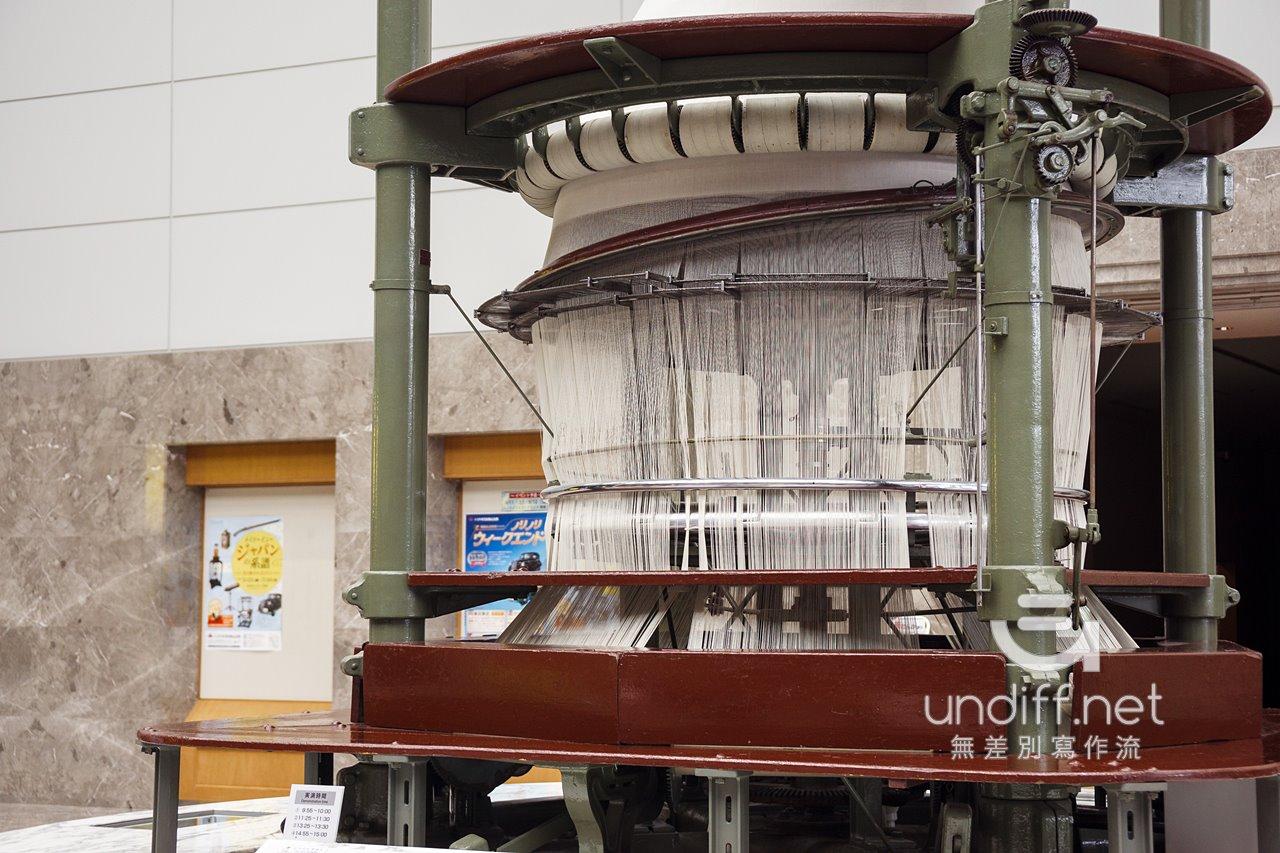 【名古屋景點】豐田產業技術紀念館 》纖維機械館:探索紡織技術的演進 20