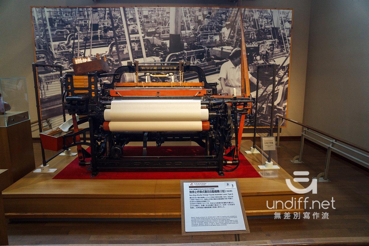 【名古屋景點】豐田產業技術紀念館 》纖維機械館:探索紡織技術的演進 36