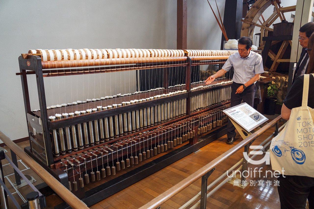 【名古屋景點】豐田產業技術紀念館 》纖維機械館:探索紡織技術的演進 40