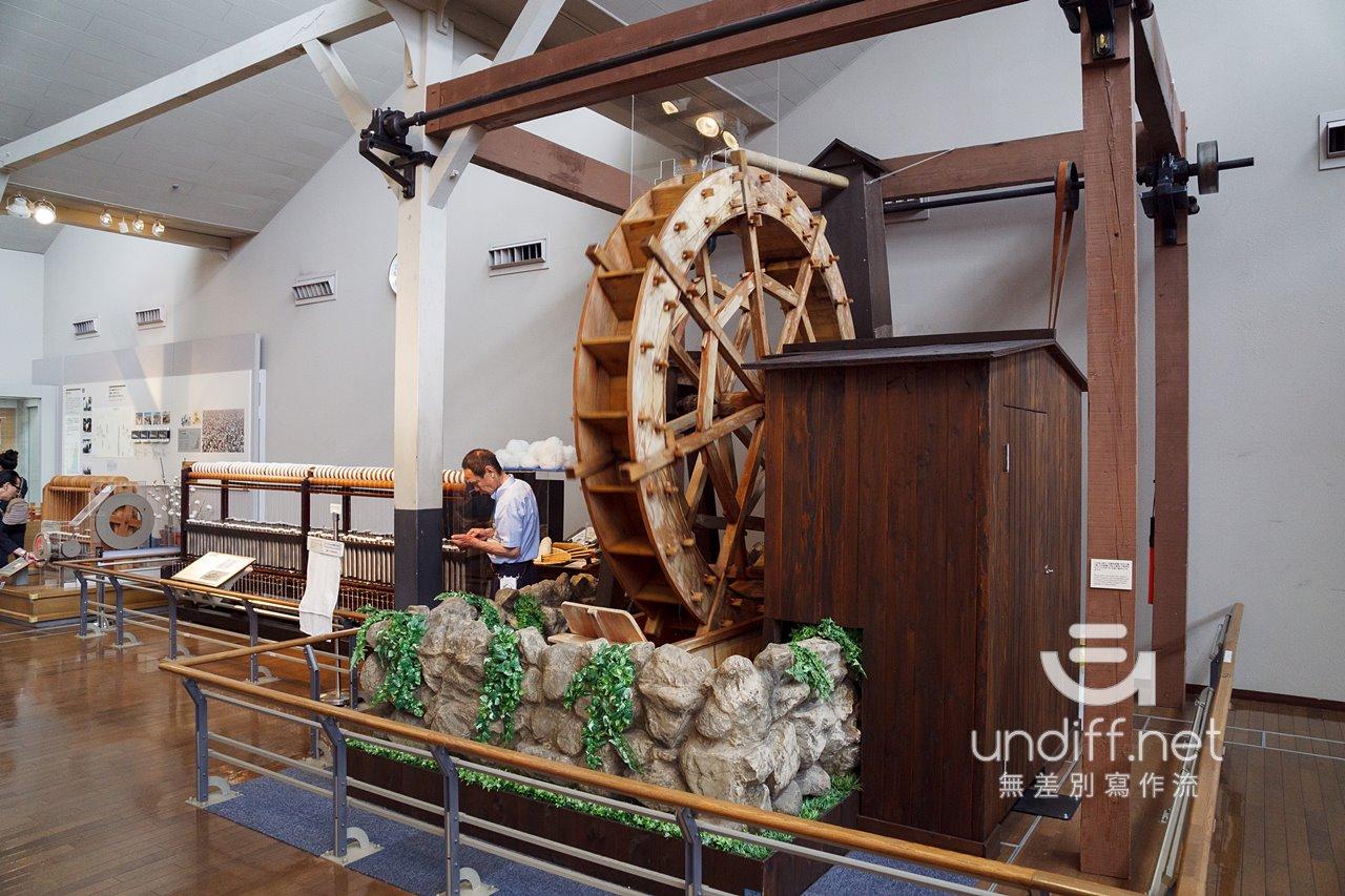 【名古屋景點】豐田產業技術紀念館 》纖維機械館:探索紡織技術的演進 42