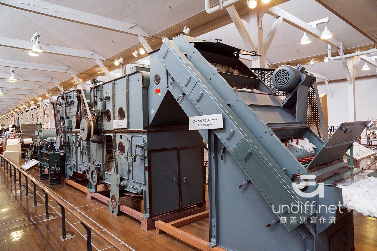 【名古屋景點】豐田產業技術紀念館 》纖維機械館:探索紡織技術的演進 48