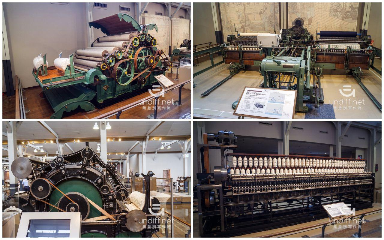 【名古屋景點】豐田產業技術紀念館 》纖維機械館:探索紡織技術的演進 50