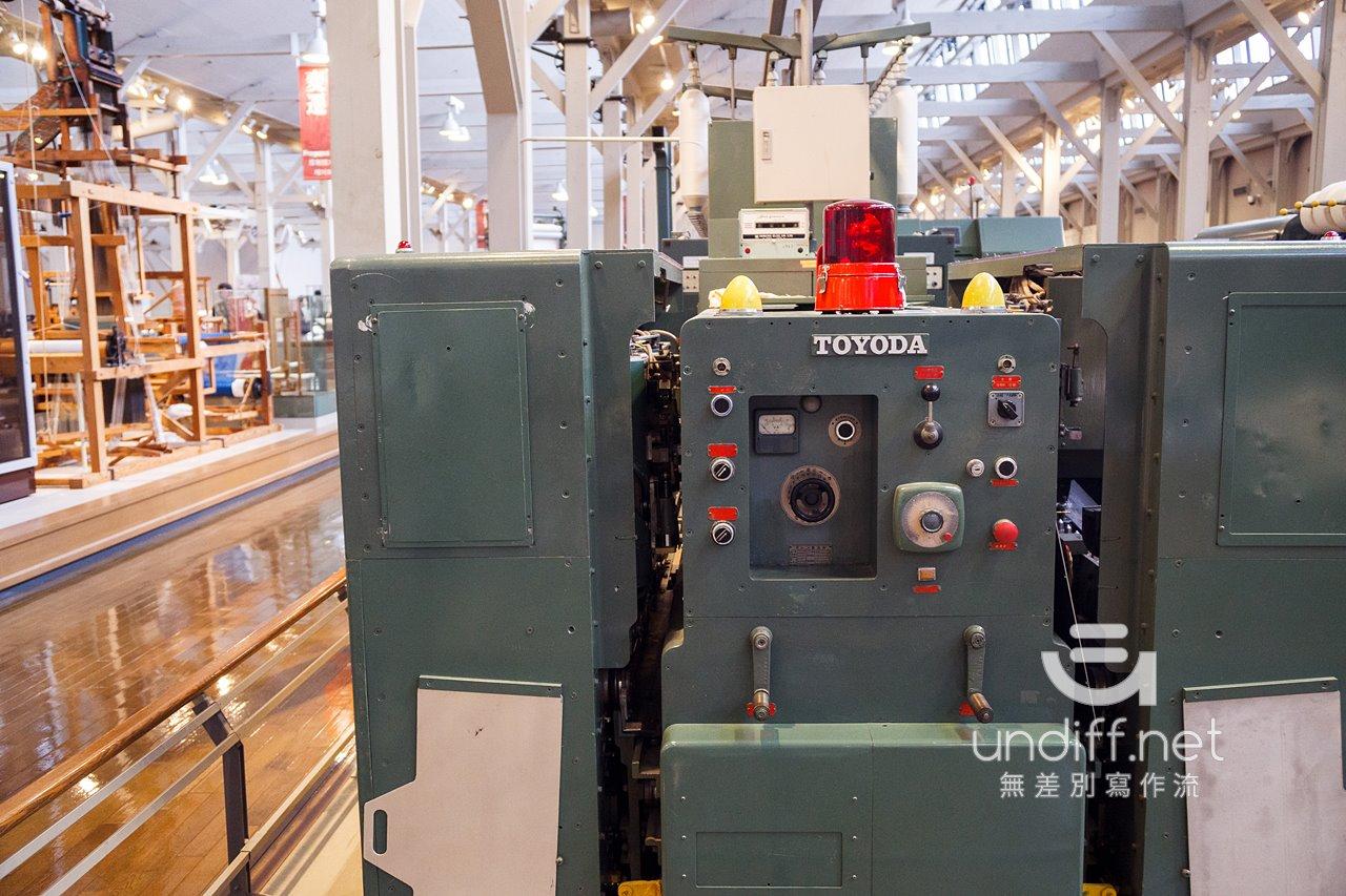 【名古屋景點】豐田產業技術紀念館 》纖維機械館:探索紡織技術的演進 66